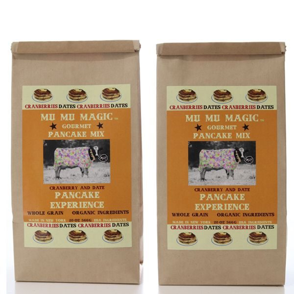 2 bags of the best gourmet pancake mix for sale online and in stores