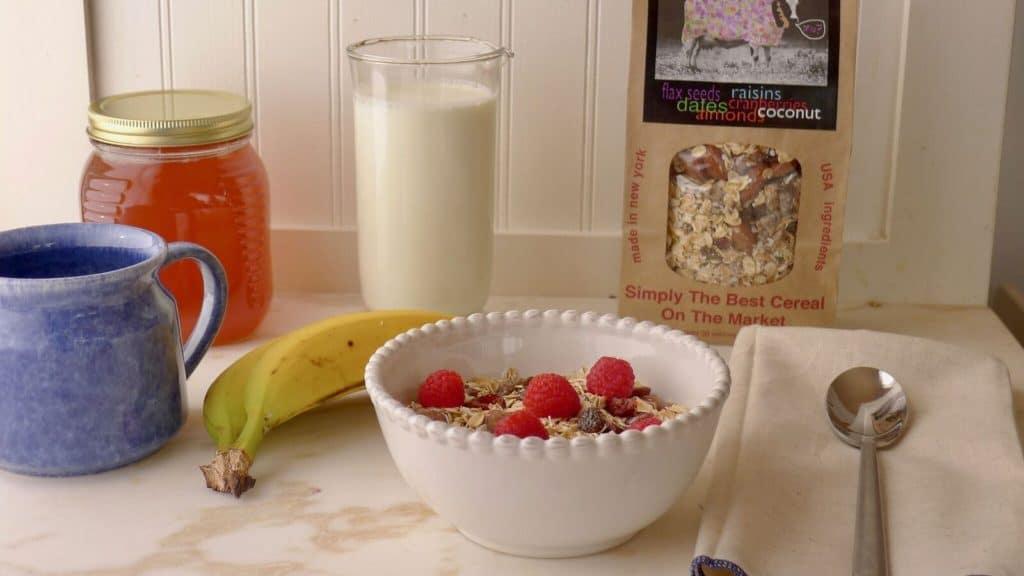 Best Muesli Cereal Brand