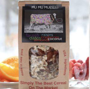 Best Organic Muesli Brand