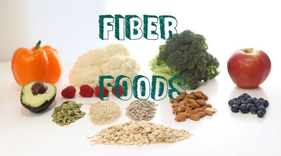 Health Benefits of Fiber in Diet