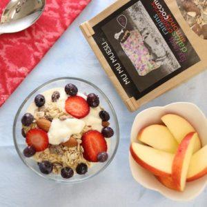 High Fiber Breakfast Foods