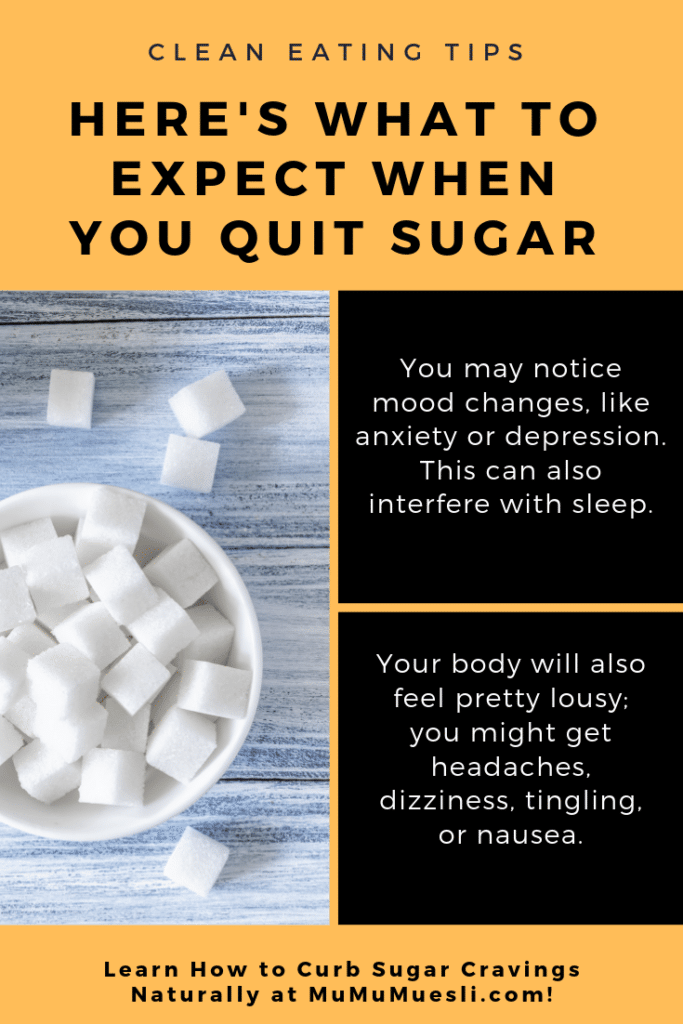 Withdrawal Symptoms of Sugar