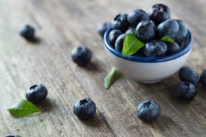 HIgh Fiber Fruits List