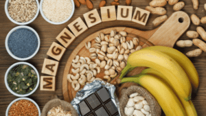Health Benefits of Almonds with Magnesium, Healthy Fats, and Dietary Fiber