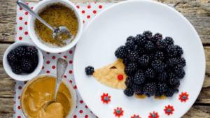 Pancake Art for Healthy Kids Pancakes