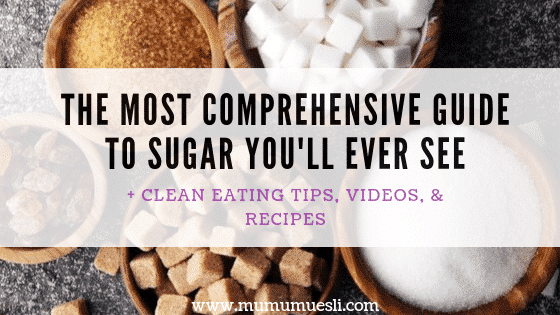 How Many Grams of Sugar Should I Have Per Day