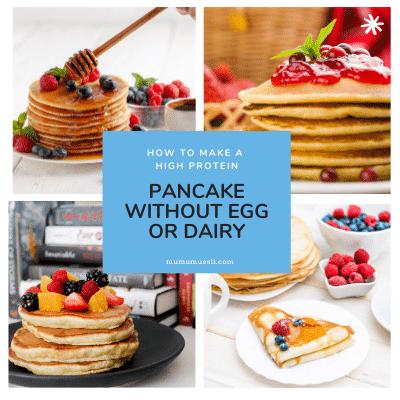 Pancake Topping Ideas