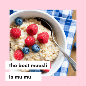 Best Muesli Brand