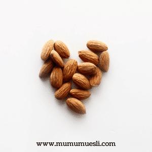 Nonpareil Almonds