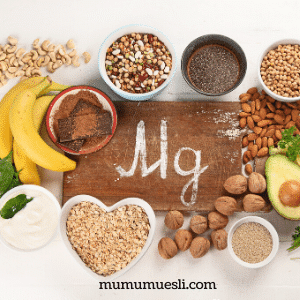 What are the Health benefits of eating magnesium