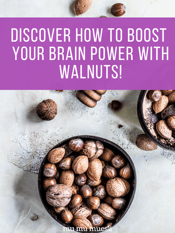 Walnuts Benefits for Brain Health