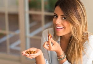 Raw Almonds Benefits