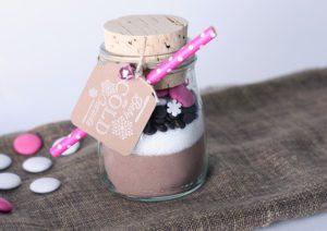 DIY Hot Chocolate Gift Baskets for Vegans